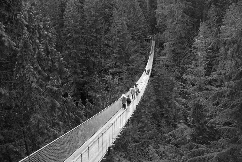Capilano_suspension_bridge_BW-800x535