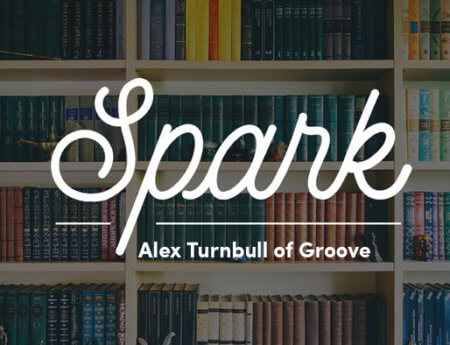 Alex turnbull founder of groove on the one marketing book every founder must read 450x345