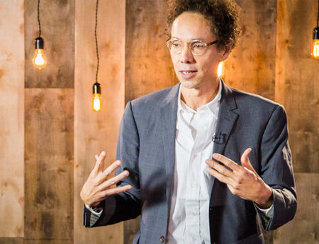 Thinking small with malcolm gladwell 450x345