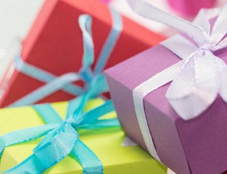 Gifts for secret santa 450x345
