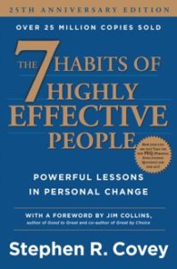 The 7 Habits Of Highly Effective People In 3 Minutes