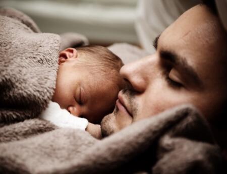 Daddy nap 450x345