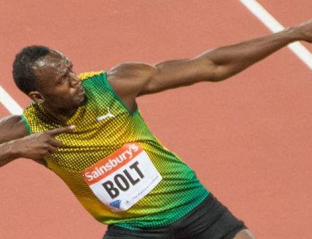 Usain bolt jamaica olympic games success key 450x345