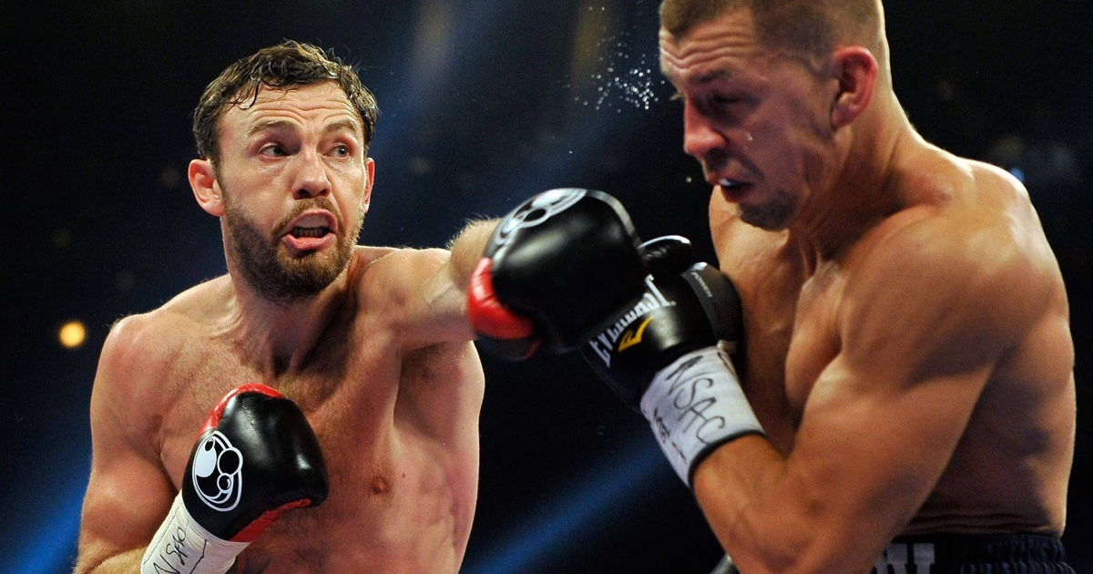 Boxing World Champion Andy Lee What it Takes to be a Champion