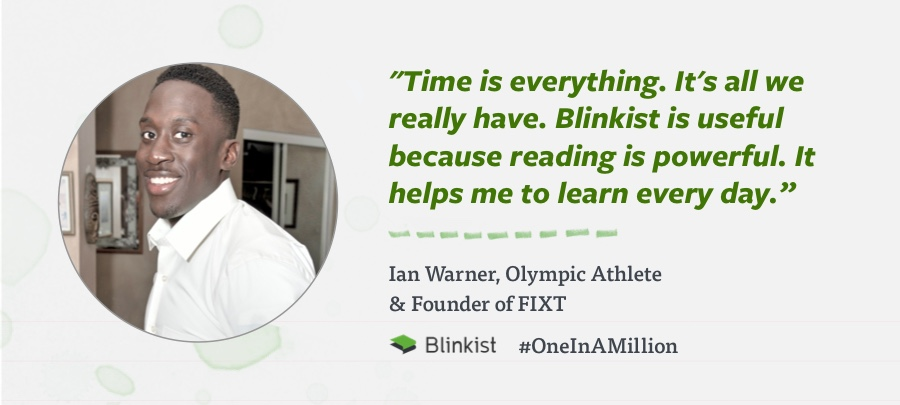Ian Warner, Olympic athlete & Founder of FIXT, Phoenix, Arizona by way of Toronto, Canada