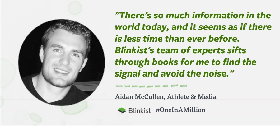 Aidan McCullen, Former Irish Rugby player & Business Strategist, Dublin, Ireland