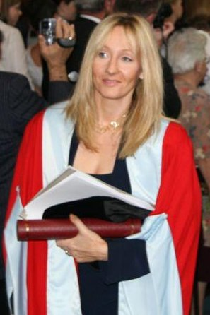 JK Rowling photo