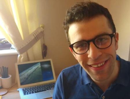 Francesco video article small  450x345