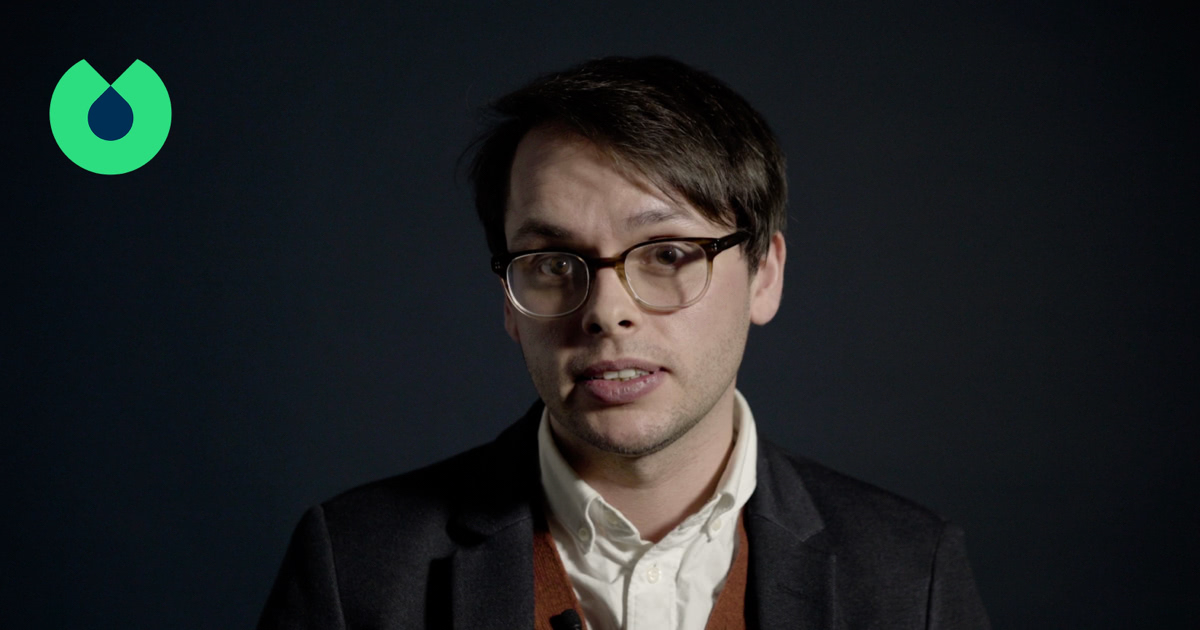 Alan Biscuits, Blinkist CCO