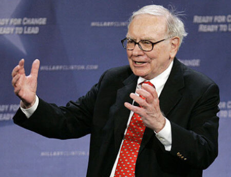 Warren buffett 450x345