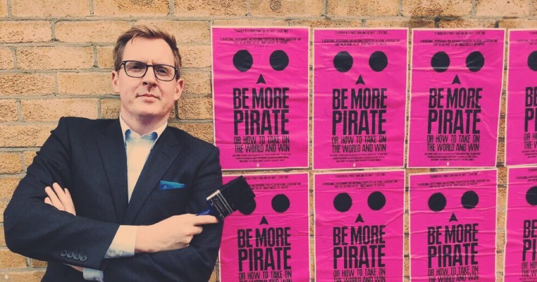 Sam Conniff Allende on Why We All Need to Be a Little More Pirate